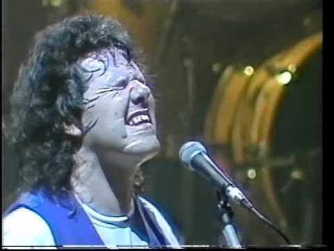 GARY MOORE - Live Belfast 1989