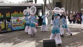 видео Масленица в Великом Новгороде