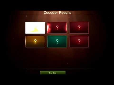 CSNZ - New Decoder System Opening【4】
