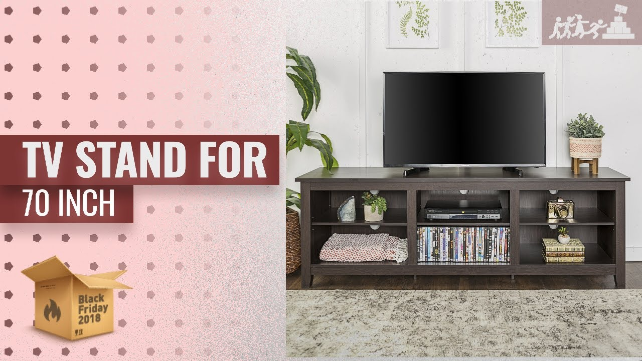 6cb8b56ac36 Best Tv Stand For 70 Inch To Buy On Black Friday   Cyber Monday 2018 ...