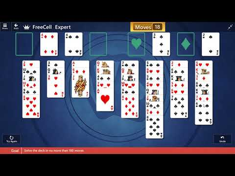 Game #28   Solitaire World Tour October 13, 2018 Event