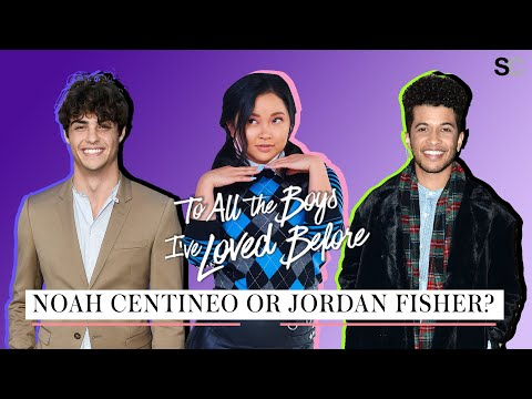 "Lana Condor (""To All The Boys I've Loved Before"") Plays Noah Vs. Jordan - Who's The Better Kisser?"