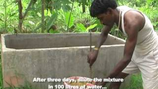 How to make Amrut Jal (Water) to Enrich soil