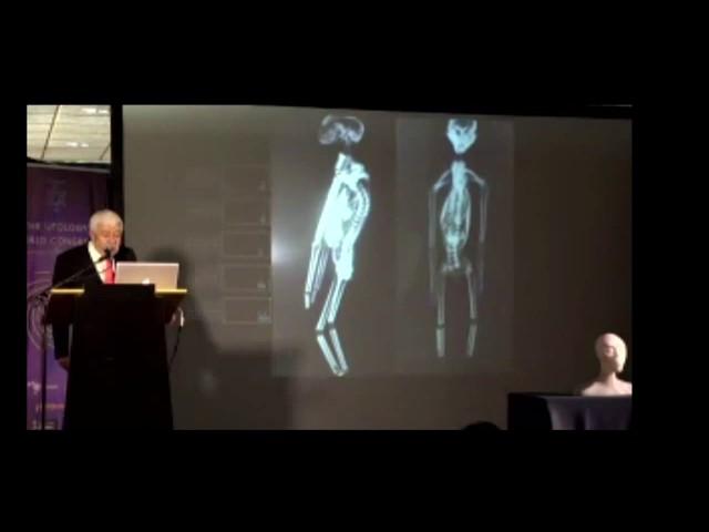 Las Momias de Nasca - Conferencia resultados de ADN