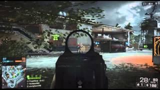 Battlefield 4 : Paracel Storm : Team Deathmatch : Playstation 3