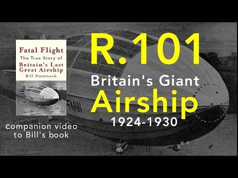 Britain's Giant Airship: R.101