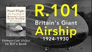 Großbritanniens Riesen-Luftschiff: R. 101