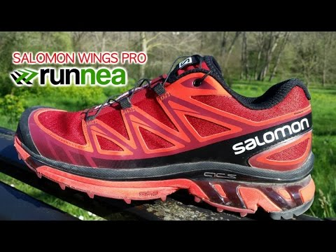 Salomon Wings Pro, review zapatilla trail running
