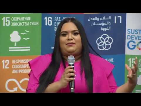 Migration and Refugees - The Youth's Perspective, with YouTuber Nabela