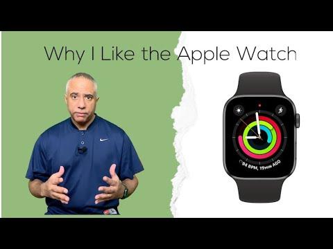 Why I like the Apple Watch