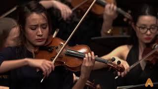 Shostakovich Violin Concerto No. 1 - Anna Da Silva Chen / Sam Weller / Ensemble Apex