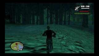 GTA San Andreas- Truth Behind Woods Creature