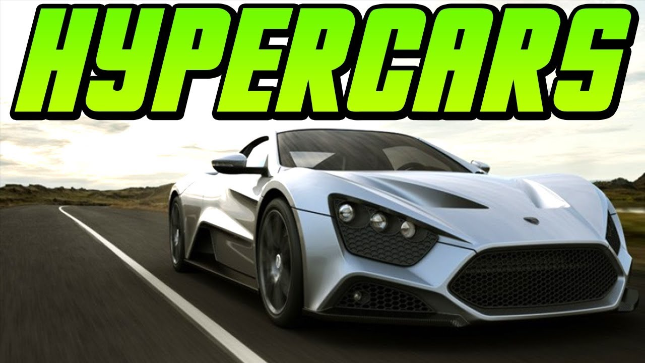 My Top Hypercars I Am Looking Forward To In Forza Motorsport