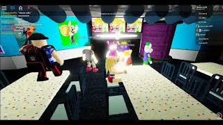 Let's Play Roblox : Chuck e Cheese Birthday star 2008 version