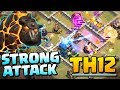 STRONGEST TOWN HALL 12 ATTACK STRATEGY | TH12 LavaLoon 3 Star Attacks | Clash of Clans