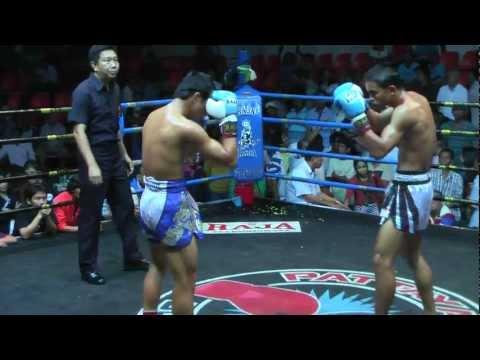 Pattaya boxing world Pattayalek vs Nakornsawan