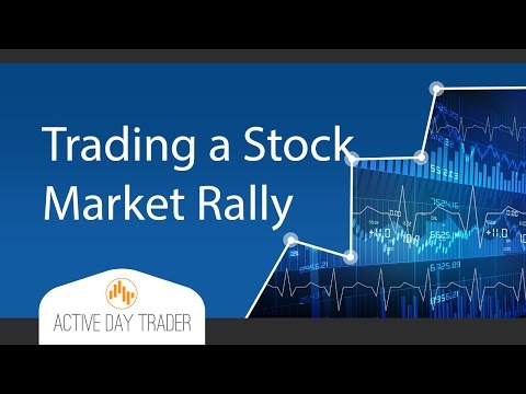 Trade Idea - Taking Advantage of Stock Market Rally - Option Strategies, Options