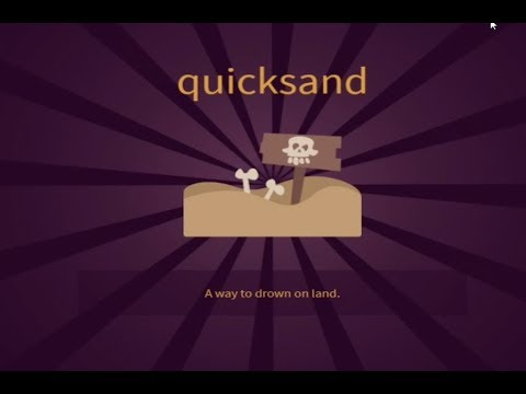 LITTLE ALCHEMY 2- how to make QUICKSAND - YouTube