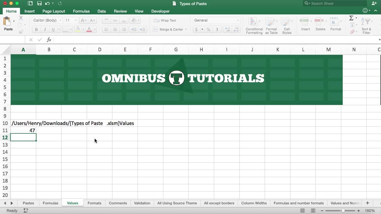 Omnibus Excel Tutorials Formula to Get Sheet Name YouTube – Excel Formula Worksheet Name