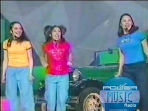 """'Late Mi Corazon"". grupo Twist (Natalia LaFourcade, Ana Pamela, Tabatha Sepulveda)"