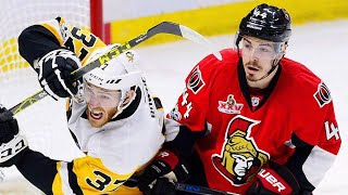 Pageau extends with Senators to avoid arbitration