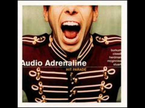 We're a Band-Audio Adrenaline w/lyrics
