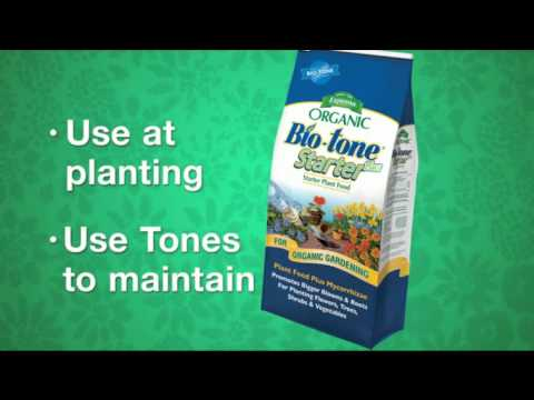 Why Espoma Plant Foods