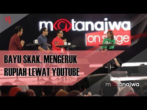 Mata Najwa Part 7 - Republik Digital: Bayu Skak, Meraup Rupiah Lewat YouTube