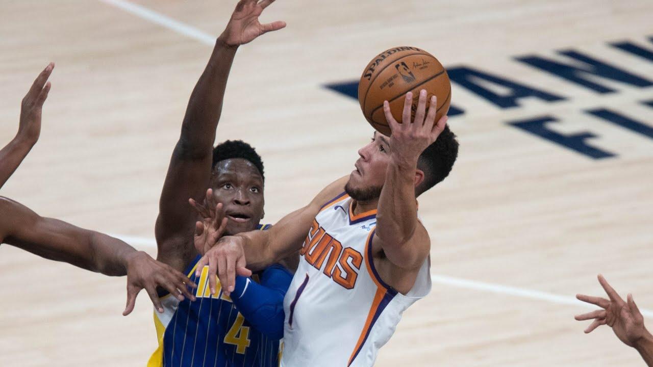 Download Bridges 34 Pts! Suns Still Tied Lakers! Sabonis 28-22 Game! 2020-21 NBA Season