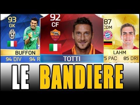 LA SQUADRA DELLE BANDIERE! - Squad Builder FIFA 16 [Ultimate Team]