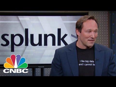 Splunk CEO: Conquering Big Data | Mad Money | CNBC