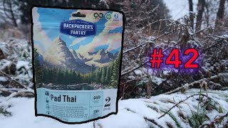 PineGrove Cookin Thursdays EP #42 (Backpacker's Pantry Pad Thai)