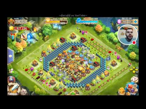 CastleClash: Need A Guild? Watch  This For A List Of Good Guilds To Join!