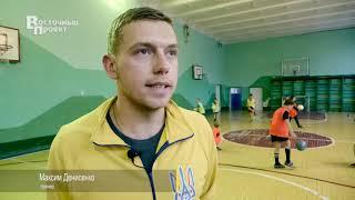 Лига школьного футбола в Краматорске