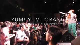 Yum! Yum! Orange Hoppin' & Steppin', Club Citta', Tokyo (May 5, 201...