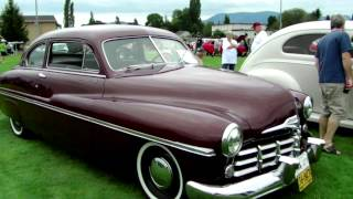 1949  Mercury Monarch   Beverly Corners Show & Shine 2012