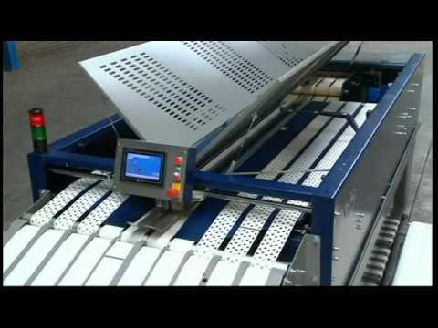 nedco folding machine