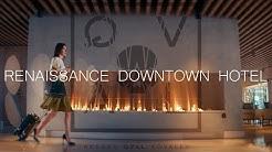 Renaissance Downtown Hotel Dubai Advertisement