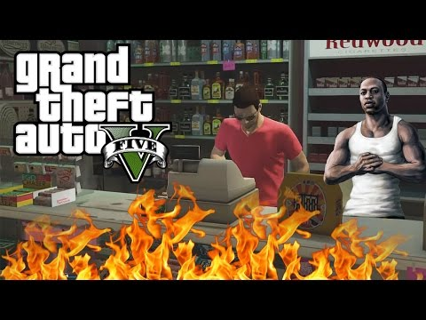 "Crime with Friends!! ""GTA V Funny Moments"" #3"