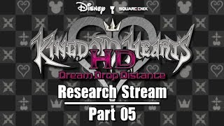 Kingdom Hearts: Dream Drop Distance | Research Stream 05 (Finale) thumbnail