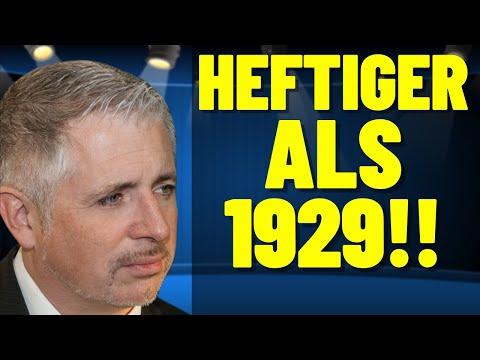 🔥 DIRK MÜLLER: HEFTIGER ALS 1929!! - DAS GAB ES SO NOCH NIE - WIRTSCHAFTSCRASH & REZESSION VORAUS?