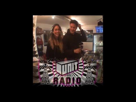 Li-Z & Stefan ZMK - 4 HOUR SET @ Unit Radio 2016 [ acid techno industrial tekno hardcore breaks ]