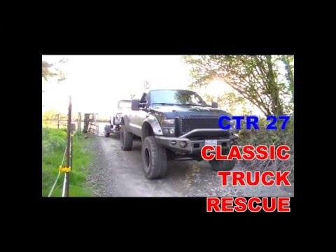 Classic Truck Rescue CTR 27