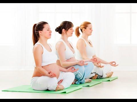 Yoga cho bà bầu đơn giản trước khi sinh