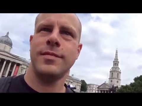 Canada day 2017 150 Live from London Trafalgar Square