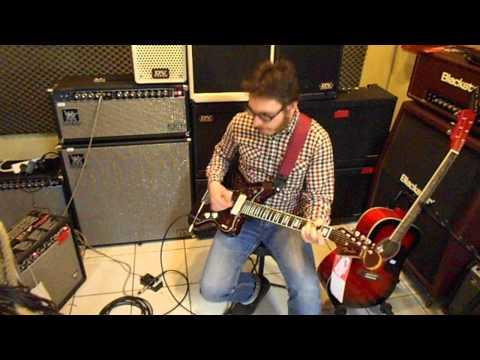 Fender Jazzmaster Troy Van Leeuwen meets Oberkrainer.