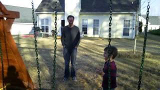 The Big Swingset Reveal