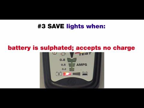 led indicator lights optimate 4 dual program youtube rh youtube com Optimate 3 Battery Charger tecmate optimate 4 user manual