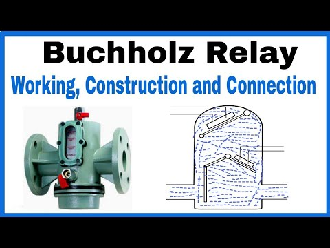 Buchholz Relay in Hindi Buchholz Relay Working Construction and
