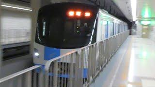 札幌市営地下鉄 9000形 20編成 北13条東駅